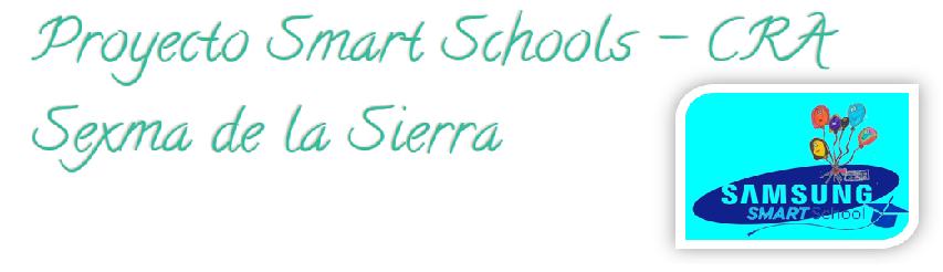 Proyecto Smart Schools - CRA Sexma de la Sierra