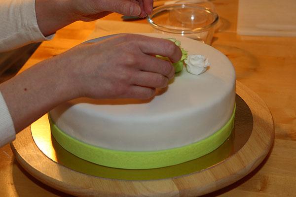 förvara tårta i kylen