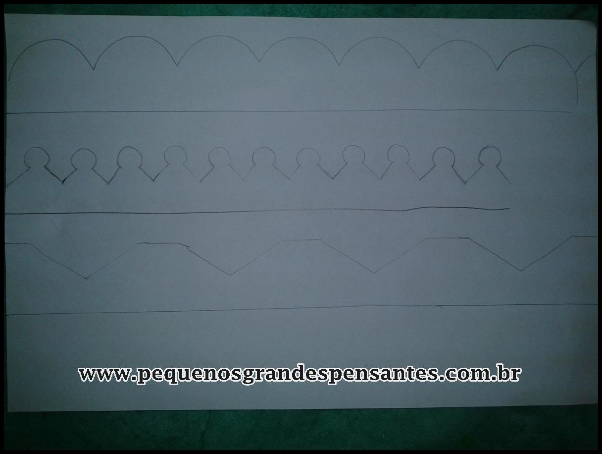 Pequenos grandes pensantes moldes de bordas para murais for Bordas para mural