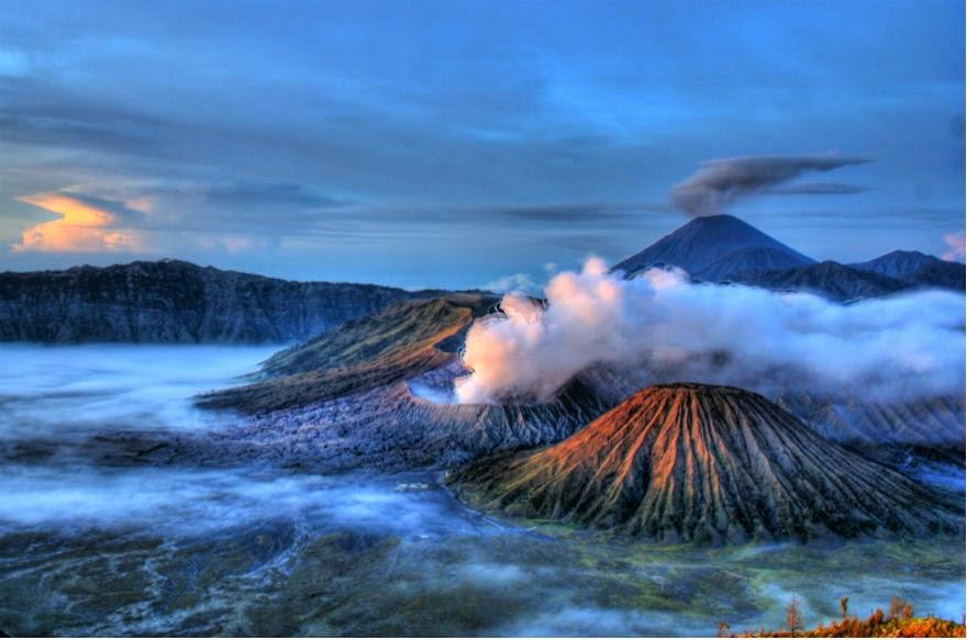 wisata indonesia gunung bromo
