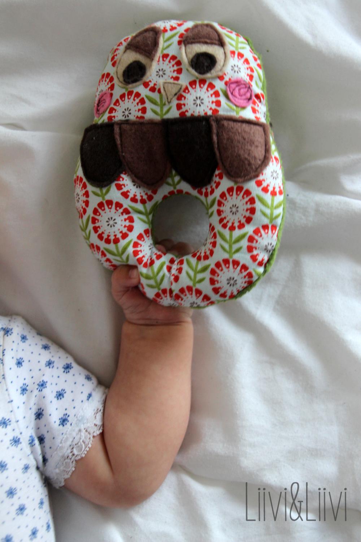 liiviundliivi: Rund ums Baby: Babyrasseln - und Verlosung