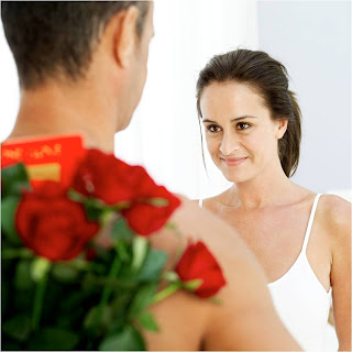 bunga mawar valentine jakarta