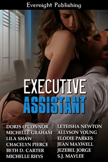 HOT NEW release, Evernight Publishing, Executive Assistant anthology