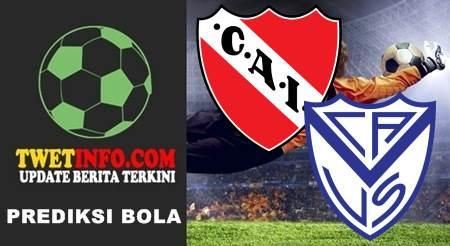 Prediksi Independiente vs Velez Sarsfield