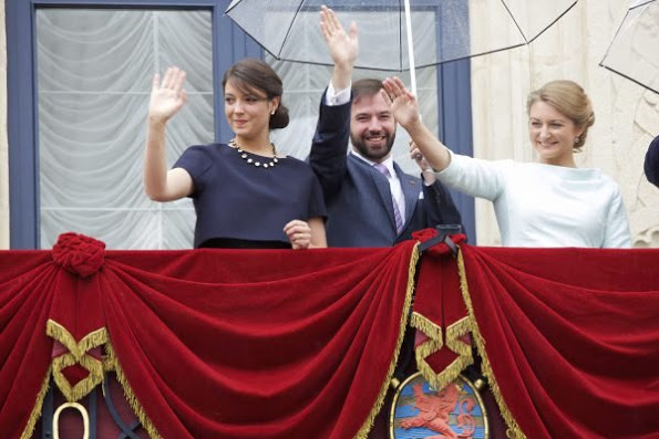 Luxembourg Celebrates National Day, Day 1