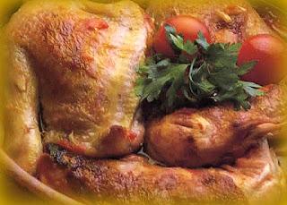 Pollo al tomate