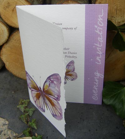 Pictures For Wedding Cards. Butterfly Wedding Cards For a