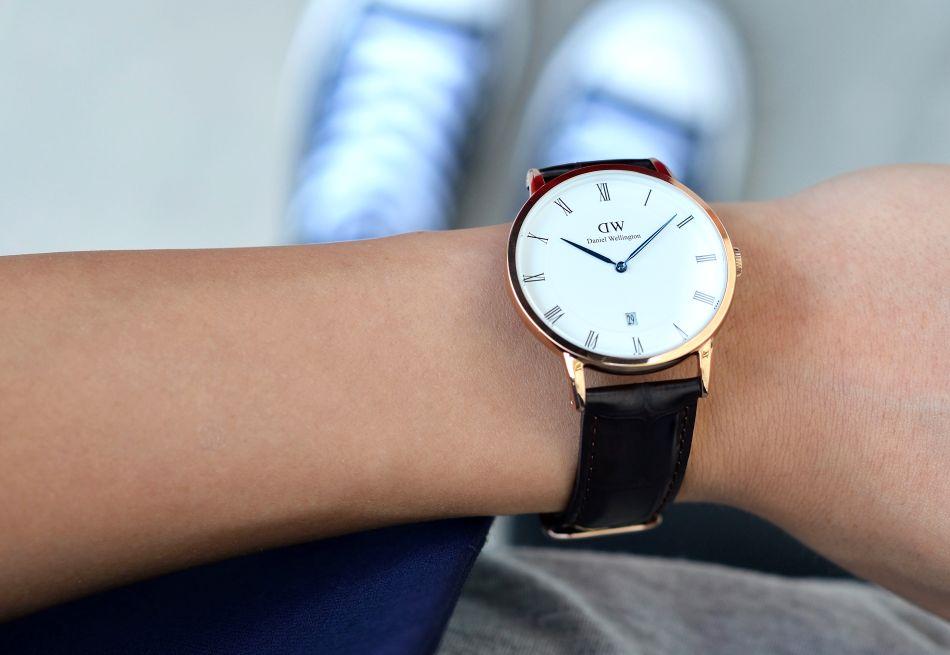 zegarek wellington | zegarki dw | daniel wellington blog | blog o modzie | blogi o modzie