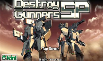 Download Destroy Gunners SP For Android APK+Data (Direct Link)