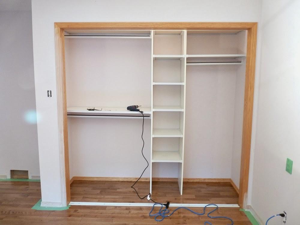 melamine closet systems 1