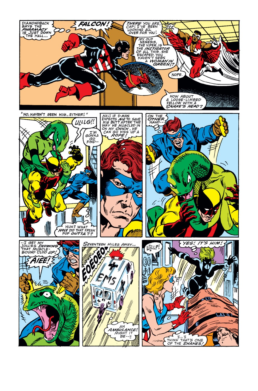 Captain America (1968) Issue #342 #272 - English 22