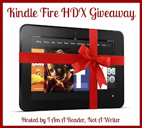 Kindle Fire HDX Giveaway (ends 3/16)