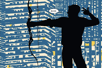 Javier Pulido e Matt Hollingsworth, Hawkeye #5 [Hawkeye: My Life as a Weapon]