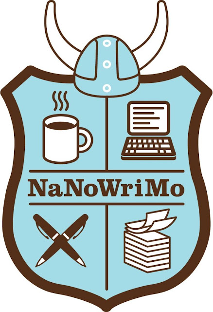 NaNoWriMo official logo