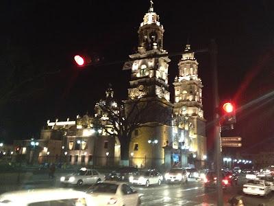 Morelia marzo 2012