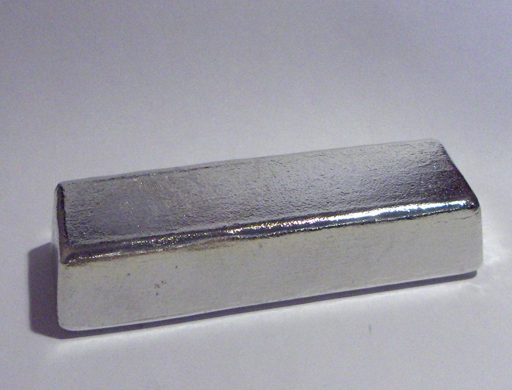 Last Days Of Paper Tin Bullion Bars In Stock Now