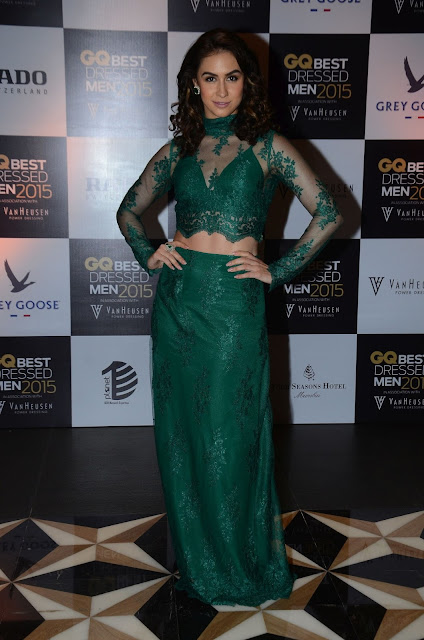 Super Sexy Bollywood Female Celebrities At The GQ Best Dressed Men 2015 Event At Four Seasons Hotel