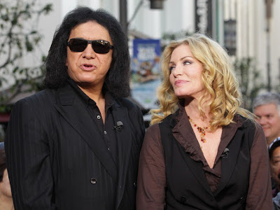 Gene Simmons, Shannon Tweed, Hoda Kotbe, Kathie Lee Gifford, gene simmons family jewels, Hollywood, Hollywood News, Hollywood Movie News, Hollywood Movie Songs, Hollywood Movie Actors, Hollywood Film Reviews, Hollywood Actress, Hollywood Film Release, Hollywood Movie Photos, Indian Movies,
