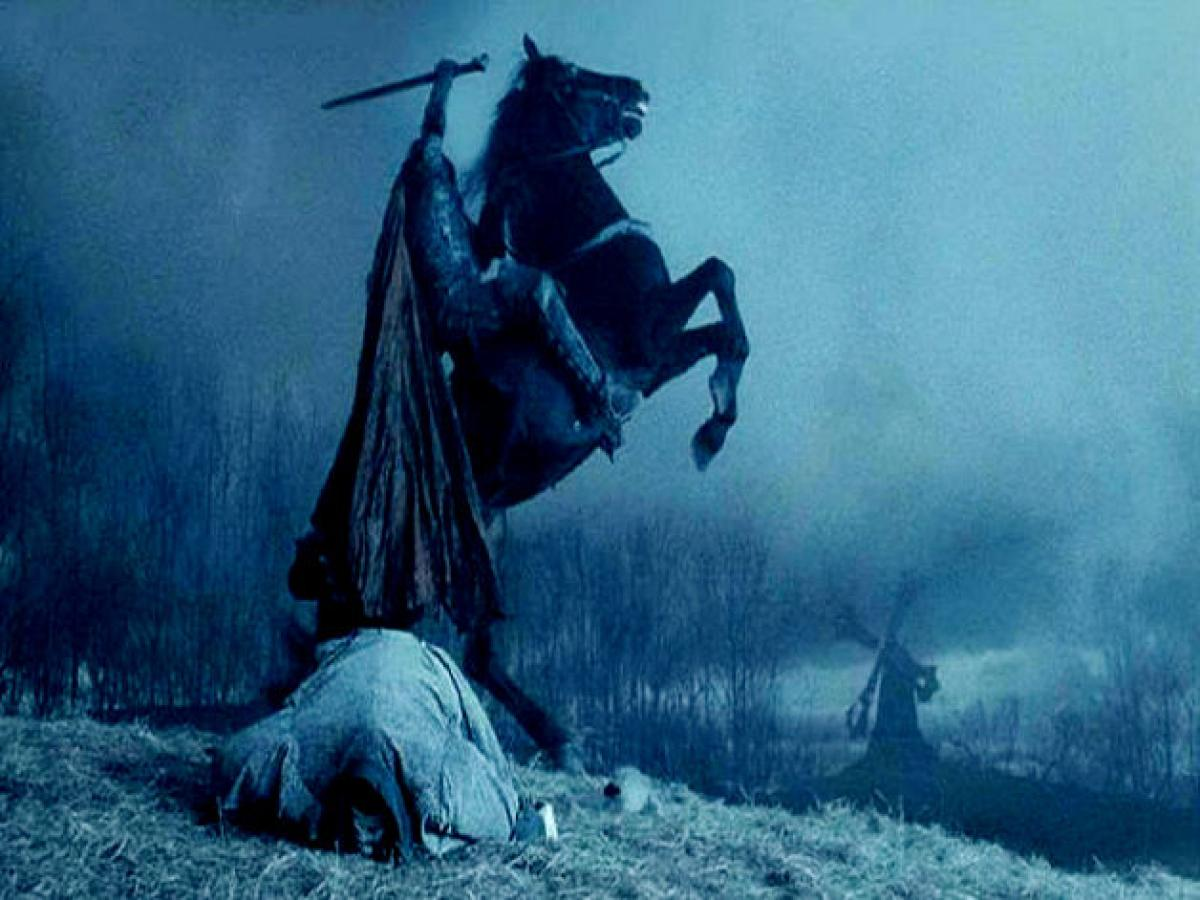 an analysis of sleepy hollow by tim burton 22 things we learned from tim burton's  tim burton also  keep reading to see what i heard on the commentary track for tim burton's sleep hollow sleepy.