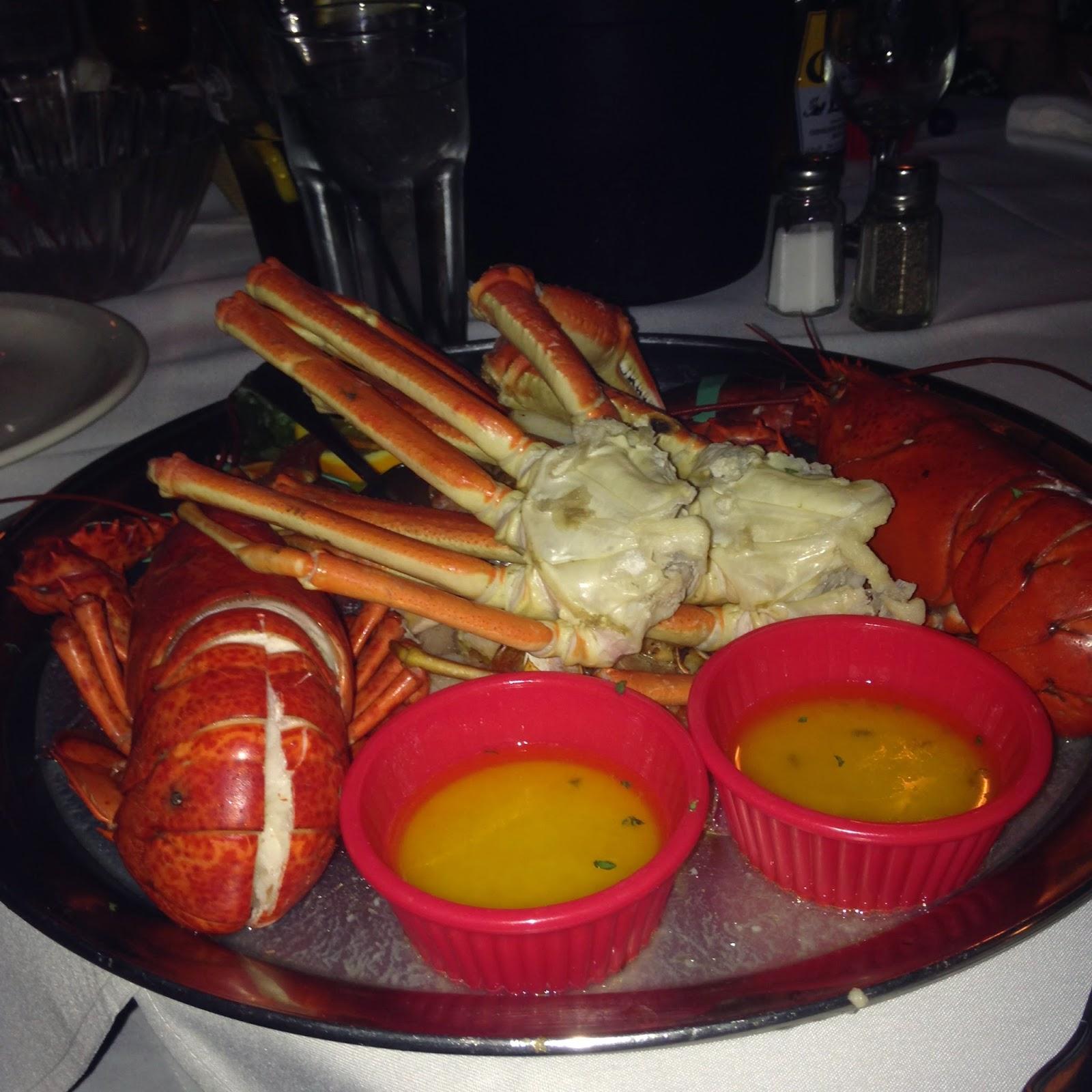Explore Western New York: Early Birthday Dinner At Viking