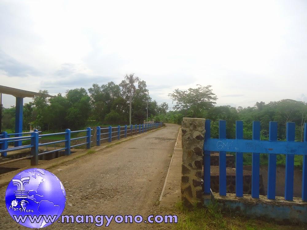 Jembatan  Bendungan Macan, Dusun Gardu