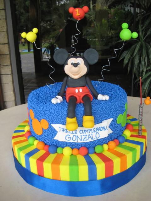 Tortas Delu: Tortas De Cumpleaños Para Niños