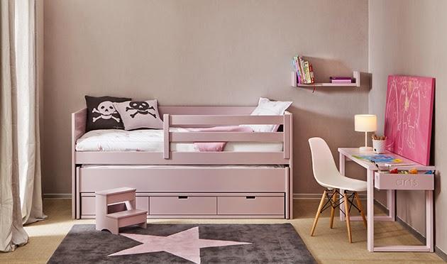 Dormitorios infantiles para ni as ni os de 0 1 2 3 4 y 5 a os for Cuartos de ninas 12 anos