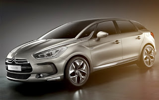 2011 Citroen DS5 Wallpapers