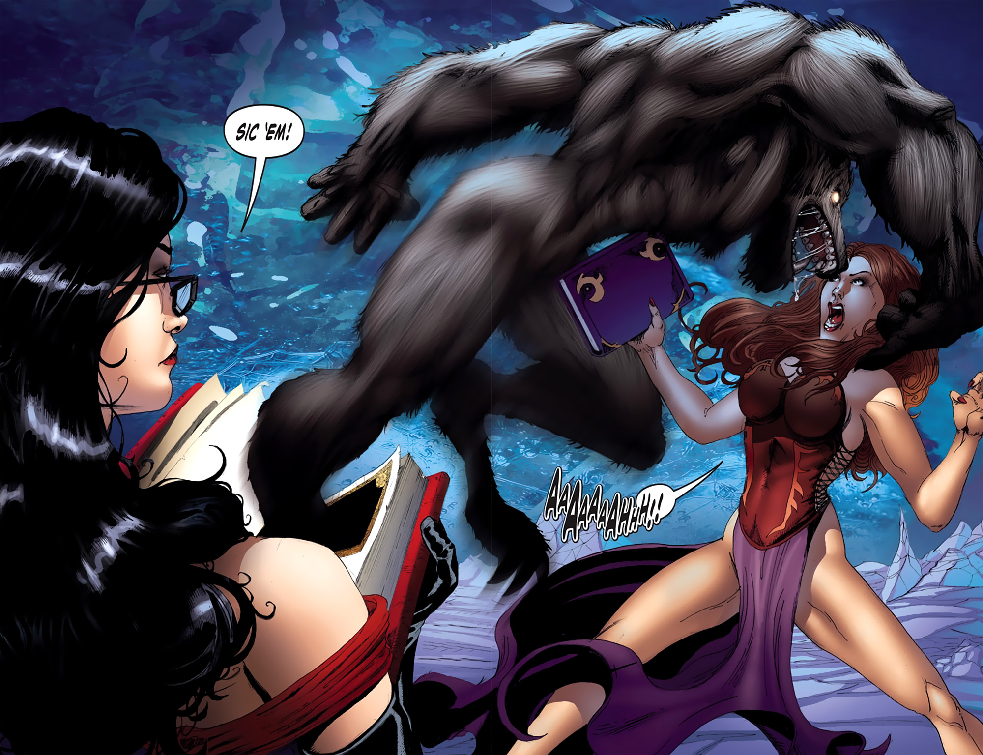 Grimm Fairy Tales (2005) Issue #24 #27 - English 11