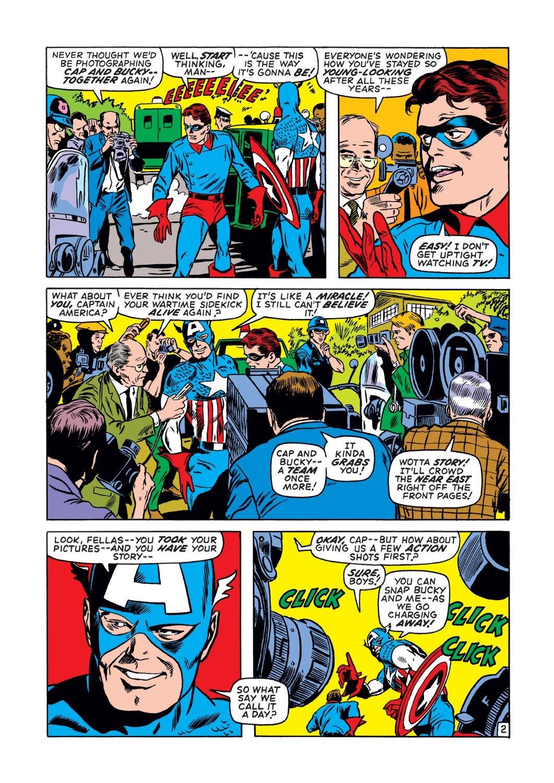Captain America (1968) Issue #132 #46 - English 3