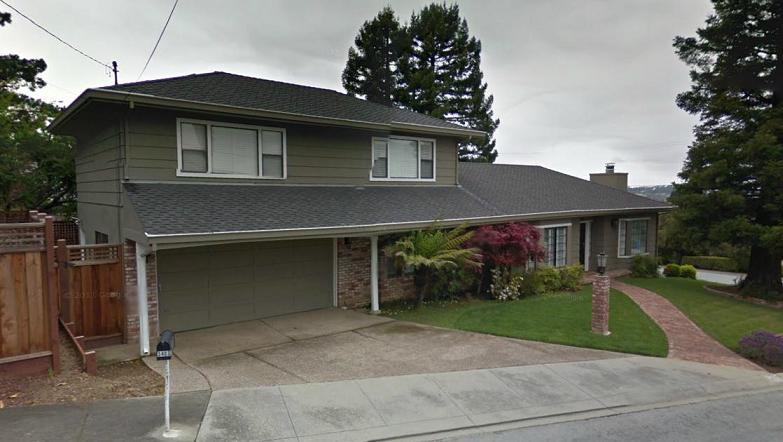 Casas bonitas americanas casa americana extendida de 1 y for Casas americanas fachadas