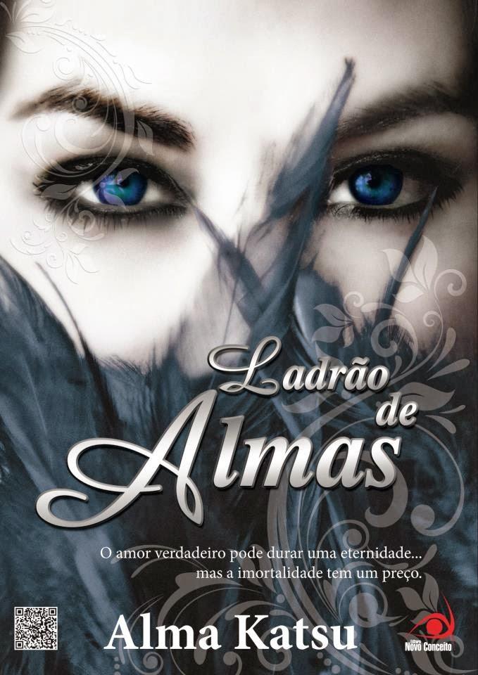 Ladrão de almas, Alma Katsu, livro