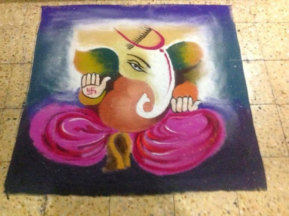 Rangoli Diwali Collection 37
