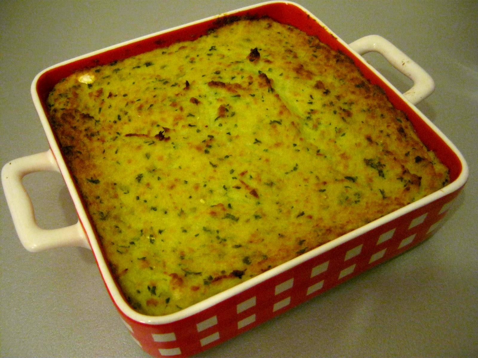 In my 39 s kitchen poissons d 39 avril brandade de morue - Cuisiner la morue dessalee ...