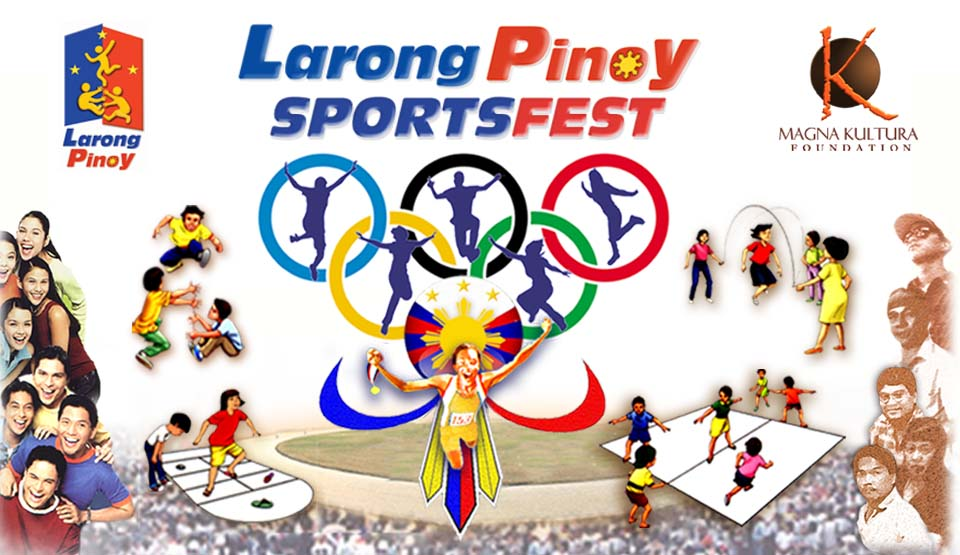 Larong Pinoy Sportsfest For Companies