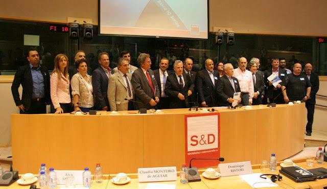 Ο Δήμος Σαμοθράκης στις Βρυξέλλες για το Ευρωπαϊκό Σύμφωνο των Νησιών