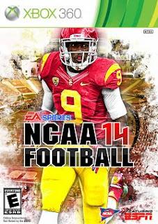NCAA Football 14 XBOX360