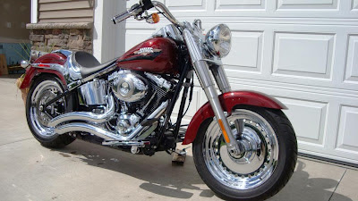 harley davidson fatboy for sale
