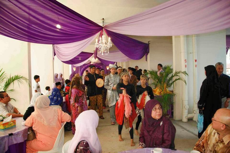 Anna and malay wedding