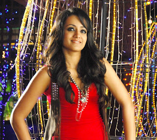 Trisha Latest stills from Teenmaar Movie