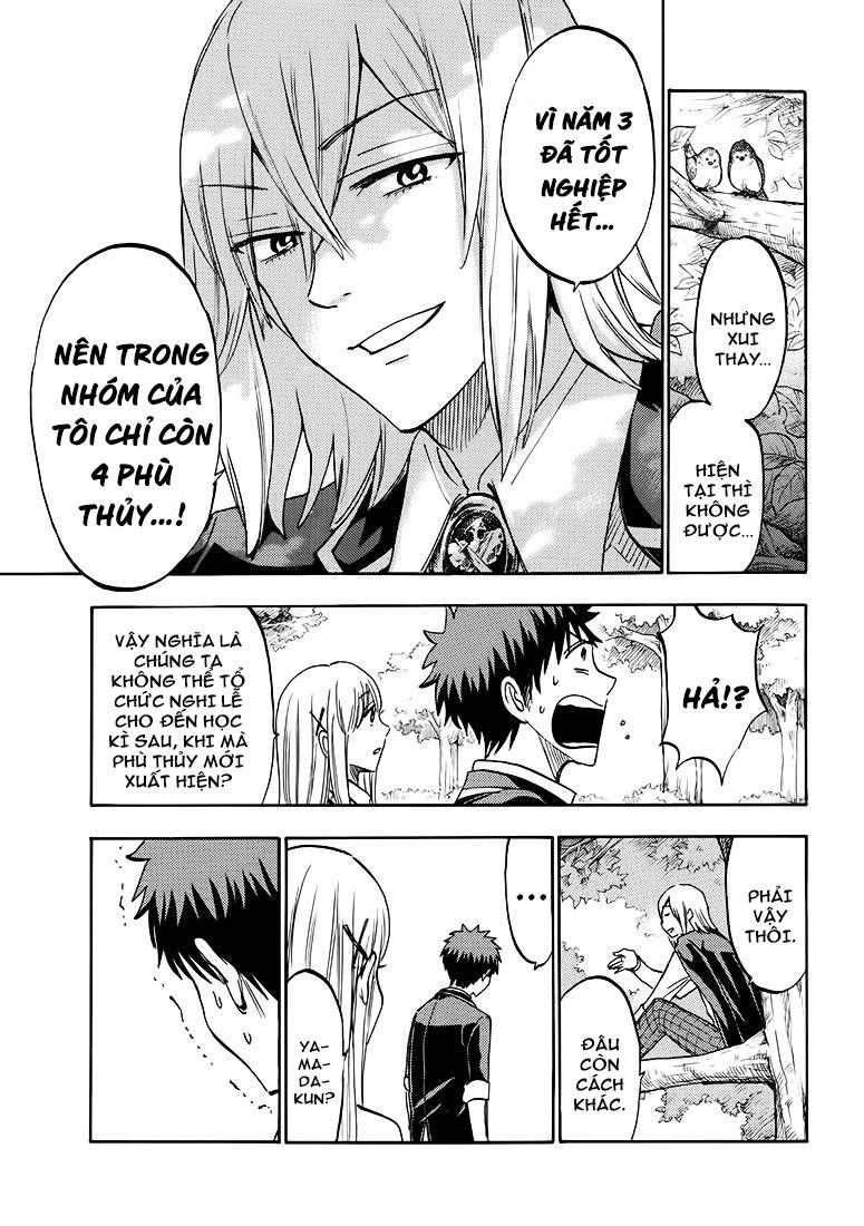Yamada-kun to 7-nin no majo chap 184 page 19 - IZTruyenTranh.com