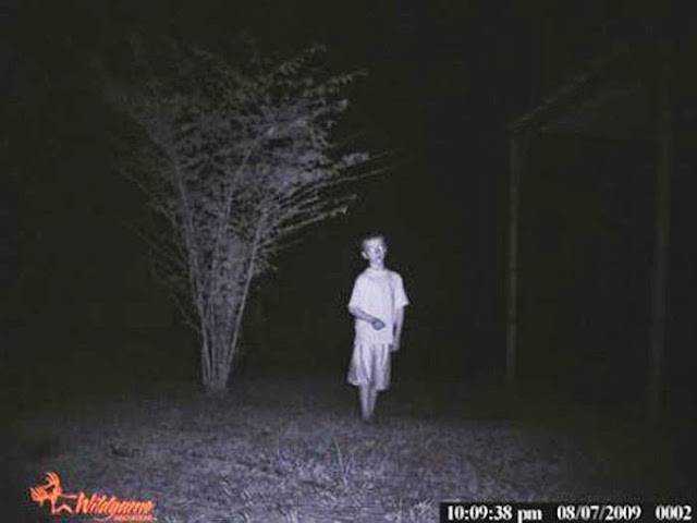 15 Of The Freakiest Things Ever Captured By Trail Cameras