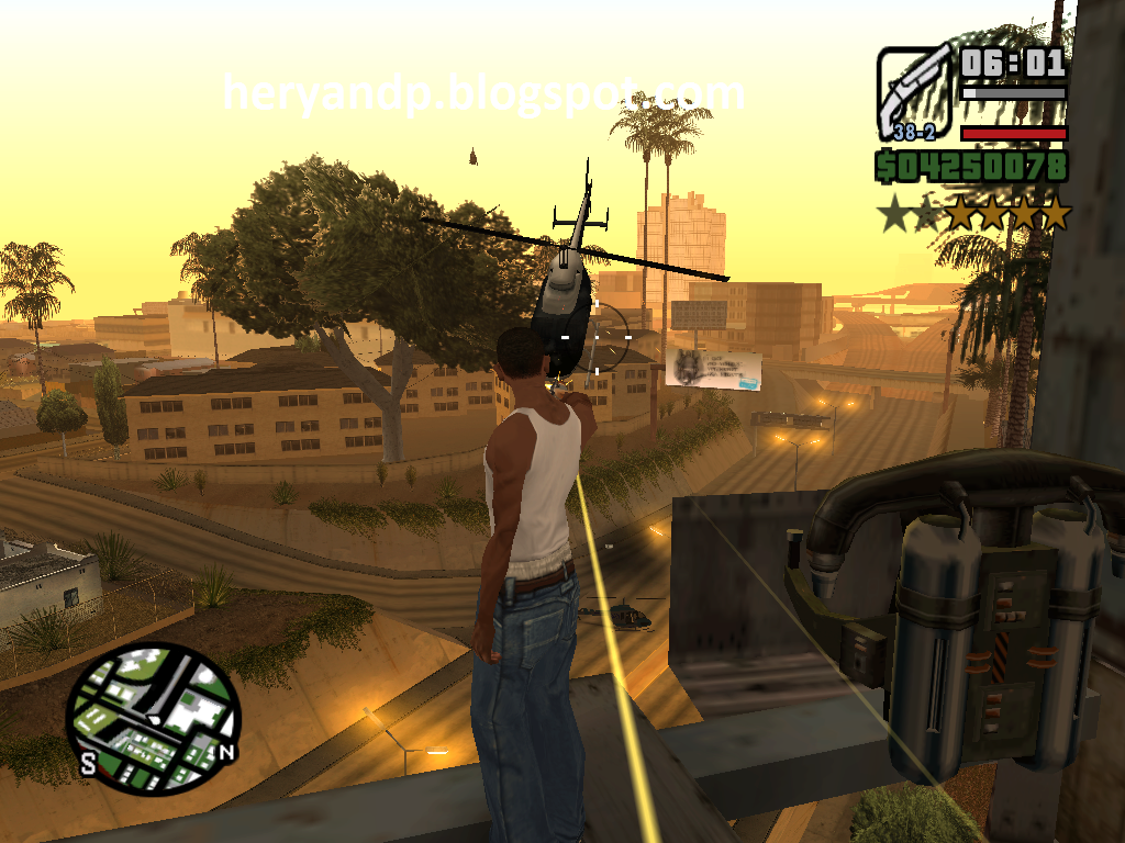 GTA San Andreas Download - Grand Theft Auto on PC