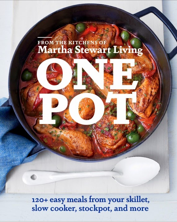 "Martha Stewart's ""One Pot"" Cookbook"
