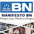 PRU-13 | Download Manifesto BN PRU-13
