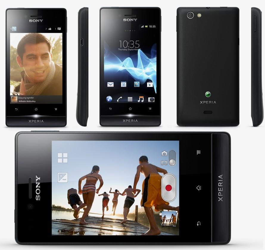 Harga Sony Xperia Miro ST23i