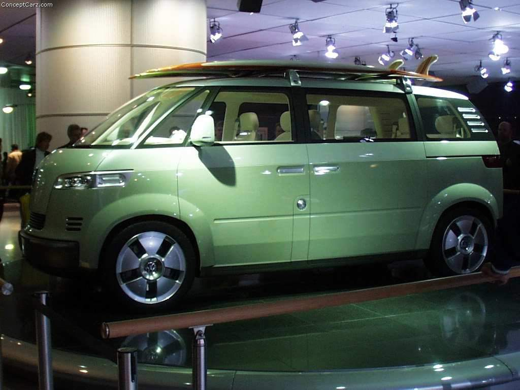 Are you believe volkswagen will launch a new version of the microbus in 2014