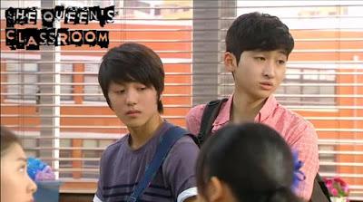 Sinopsis Drama Korea The Queen's Classroom Episode 1-Tamat