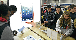 iPad, Nintendo jadi idaman