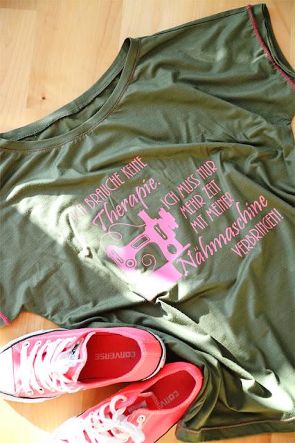 Kirsten Kimono Tee @frauvau.blogspot.de